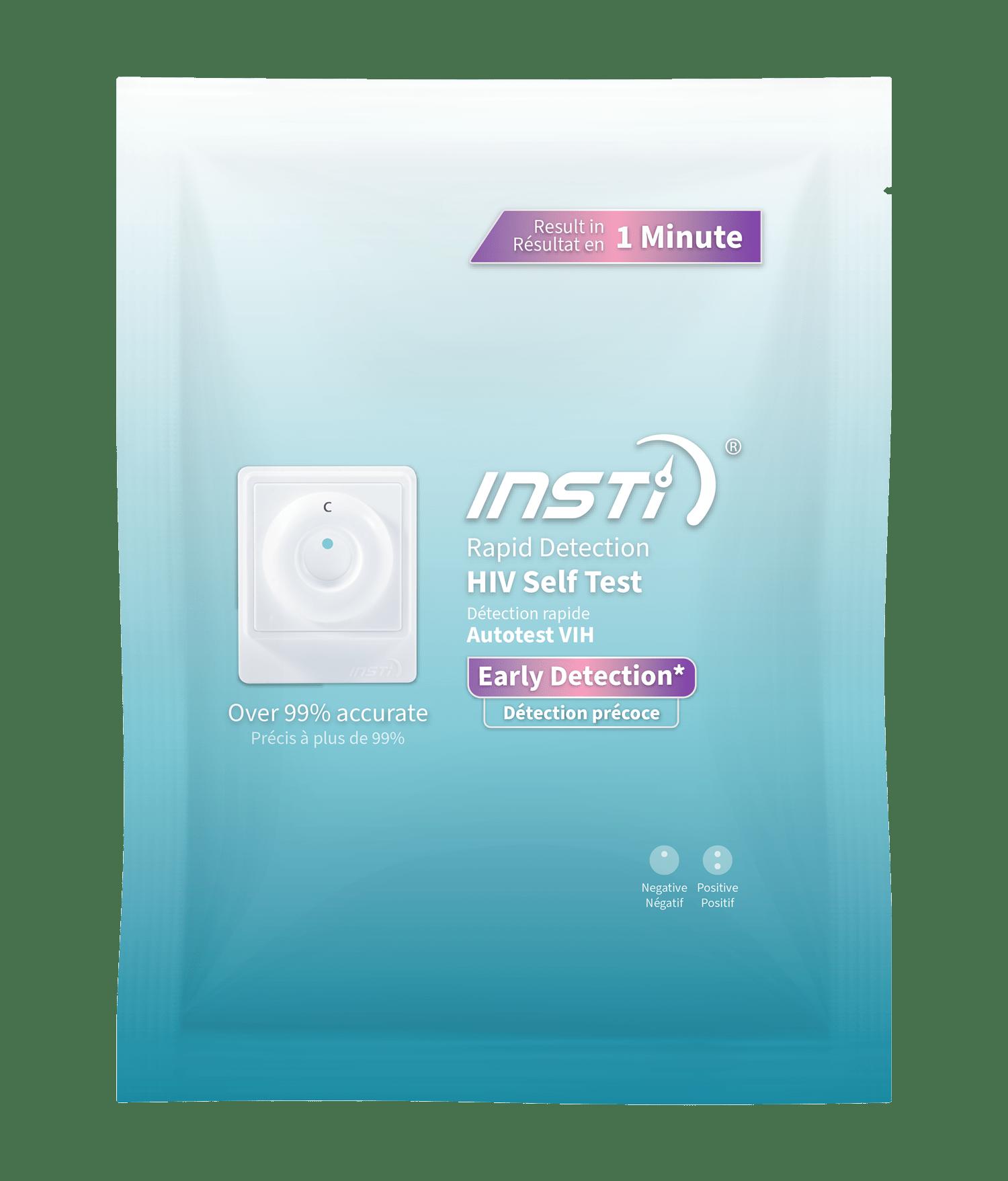 INSTI HIV Self Test Kit